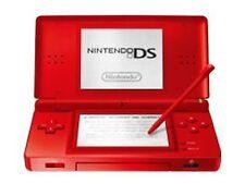 Nintendo DS Lite Starter Pack - Big Brain Academy Red Handheld System