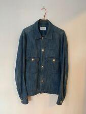 Our Legacy Blue Denim Jacket Size 48/M