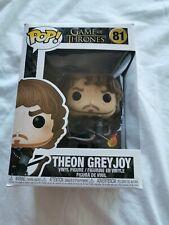 Game of Thrones Theon Greyjoy Funko Pop! Vinyl Figure #81