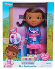 Doc McStuffins First Responder Doll  Ages 3+ New Toy Doctor Mobile Pretend Play