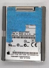 80GB HDD Toshiba Zif-MK8010GAH para iPod vídeo clásicos 5th o 5.5 GEN (grueso)