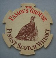 The Famous Grouse Finest Scotch Whisky Coaster