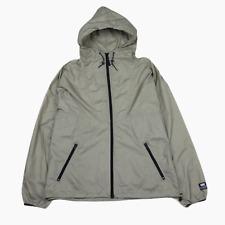 Vintage Helly Hansen Nylon Ripstop Hooded Lightweight Packable Jacket XL 5247