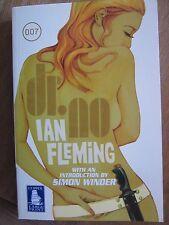 """007 James Bond """"Dr No"""" paperback book Large Print"""