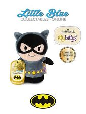 * LIMITED EDITION * DC Comics * Hallmark Itty Bittys Bitty * Catwoman * RARE *