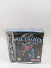 Acryl Schutzbox Gameboy ,COLOR , Advance OVP GAMES Spiele Sammlung Nintendo