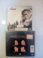 THE STRANGLERS - AURAL SCULPTURE - (474676 2) CD