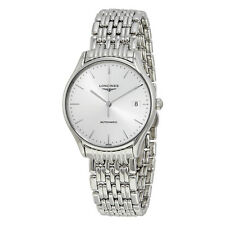 Longines Lyre Automatic Silver Dial Ladies Watch L48604726