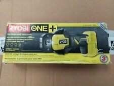 Ryobi P661 One 18v Pex Crimp Press Tool Tool Only Brand New