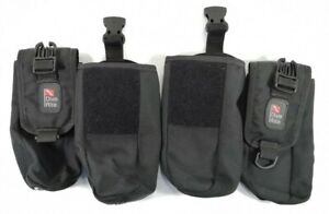 2 x Dive Rite Releasable Weight Pockets Scuba Dive Diving BC BCD Trans Pac Lead