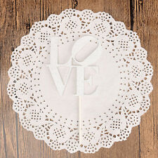 LOVE Cake Topper Sparkle Glitter Gold Wedding Decorating Engagement Party