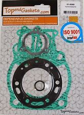 Honda CR250R Top End Gasket Kit CR 250 1989-1991