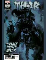 THOR #5 3RD PRINT ⚡️ 1ST BLACK WINTER ⚡️ DONNY CATES...MARVEL 2020, HOT ISSUE!!!