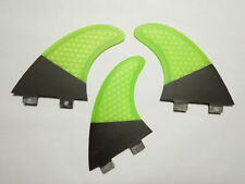 Promotion Tri Set Thruster Surfboard Fins/FCS Fins/Honeycomb surf fin CARBON FIN