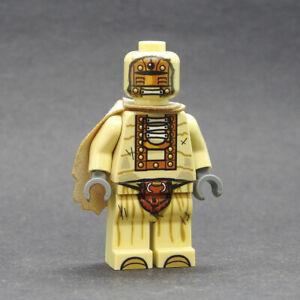 Custom Star Wars Tusken Raider Female minifigures on lego bricks