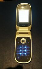 Sony Ericsson z310i retro flip phone 2G only & locked in great condition