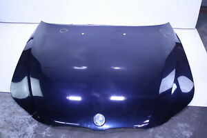 04 BMW 530i 525i M54 Front Hood Exterior Shell
