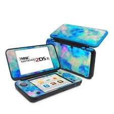 Nintendo 2DS XL Skin - Electrify Ice Blue by Amy Sia - Decal Sticker
