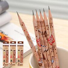 12 Stück niedlich Bleistift Schule Neuheit Schreiben Holz Bleistift für Kinder