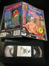 WCW - Wrestling VHS Video - CAPITAL COMBAT 90