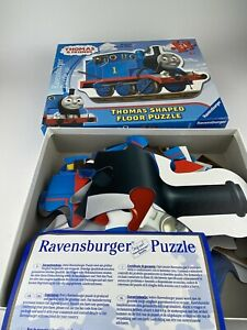 Thomas & Friends Shaped Giant Floor Puzzle 24 Piece Ravensburger Jigsaw COMPLETE