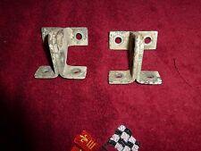 CORVETTE C1 1956-1962 SEAT BELT BRACKETS (2)