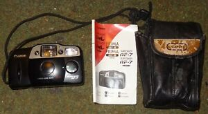Canon Sure Shot AF-7 35mm Compact Film Camera