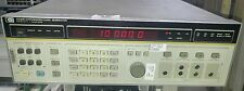 HP/Agilent 3336B 21 MHz Synthesizer/Level Generator OPT 005