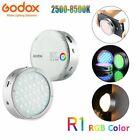 Godox R1 Mini Magnetic LED Flash RGB Multiple Colors Scenes Effect For Phone