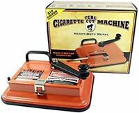 Gambler Tube Cut Cigarette Tobacco Machine - RYO King Size & 100MM Metal Duty