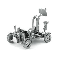 Fascinations Metal Earth 3D Laser Cut Steel Puzzle Model Kit Apollo Lunar Rover