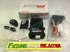 PATROL LINE HPS 548N ELECTRONIC ANTITHEFT HONDA SILVERWING 400 / 600 2007 ON