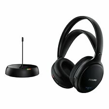 Philips SHC5200/05 Wireless  Hi-Fi  Headphones - Black
