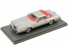 LINCOLN MK5 Coupe Dark Silver1978 1:43 NEO 43554