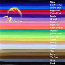 22PCS Soft Stretchy Nylon Headband DIY Spandex Headwear for New Born Infant Baby