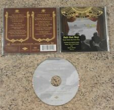 Fall Out Boy - From Under The Cork Tree - Original UK Issue CD