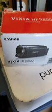 canon vixia hf r800