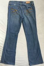"""SEVEN 7 Flare JEANS Women's Size 26. Measures 29""""x31"""", Ships Free, Priority Mail"""
