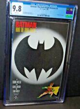 Batman: The Dark Knight Returns #3 CGC 9.8 Death Joker! Frank Miller! Beautiful!