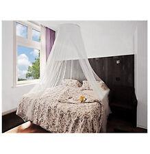 Moskitonetz für Doppelbetten - Betthimmel Mückennetz Insektennetz Fliegennetz