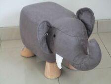 Tierhocker Tier Motiv Elefant Spielzeug Stuhl Hocker Maße: 58,00 x 25 x 27,5 cm