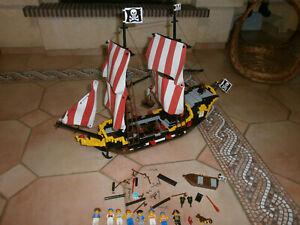 LEGO BATEAU PIRATES 6285 BLACK SEAS BARRACUDA