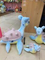"Pokemon Center Lapras Plush Doll Stuffed Anime Figure Soft Toy Kids Gift -8-19"""