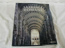 LA FRANCE ROMANE - VIVIANE MINNE-SEVE