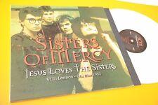 SISTERS OF MERCY LP JESUS LOVES THE SISTERS SOLO 100 COPIE VINILE BIANCO MINT