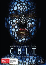 American Horror Story Season 7 - CULT : NEW DVD
