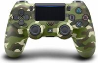 Sony Dualshock 4 Wireless Gaming Controller - Green Camouflage