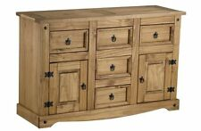 Country Pine 81cm-100cm Sideboards & Buffets