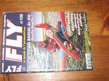 $$$ Revue Fly Internation N°109 Plan encarte Sweet Trainer  Rascal  Turbo Raven