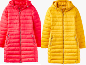 JOULES New Heathcote Quilted Padded Coat Sz 10 12 14 16  RRP£79 FreeUKP&P